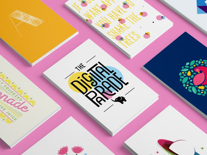 well designed business cards